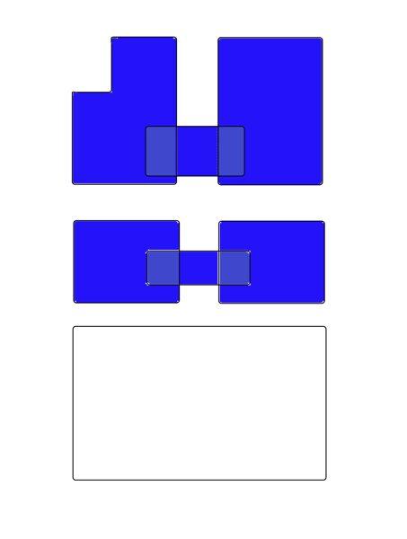 FRV Salona paklāju komplekts AR pārliktni