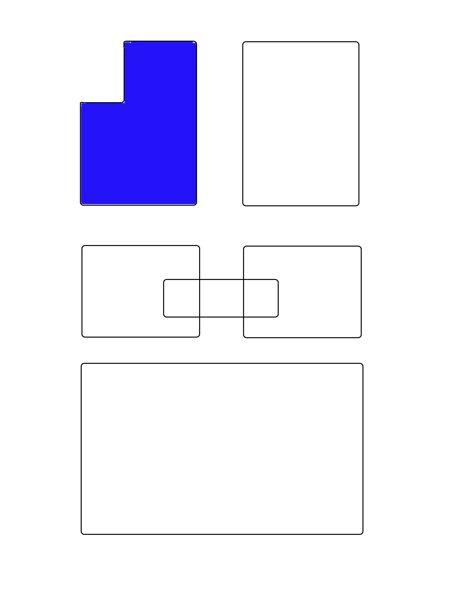 A8D5 LONG Vadītajā paklājs