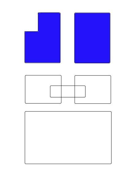 A8D5 LONG Divi priekšējie paklāji