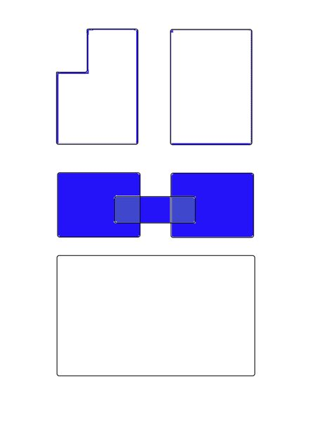 FRV Aizmugurējie paklāji