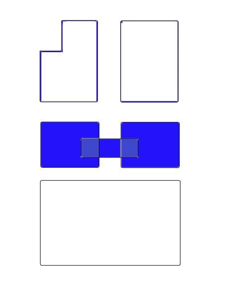 E87 Aizmugurējie paklāji