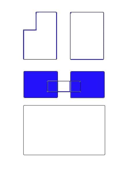 E92 Aizmugurējie paklāji