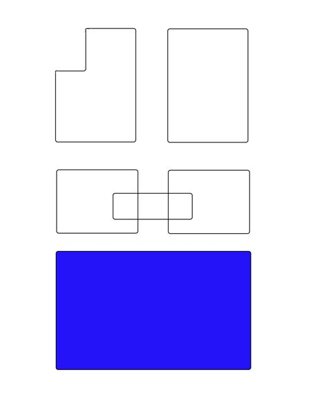 E53 Bagāžas nodalījuma paklājs