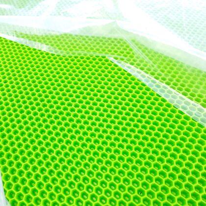 Ярко зелёный